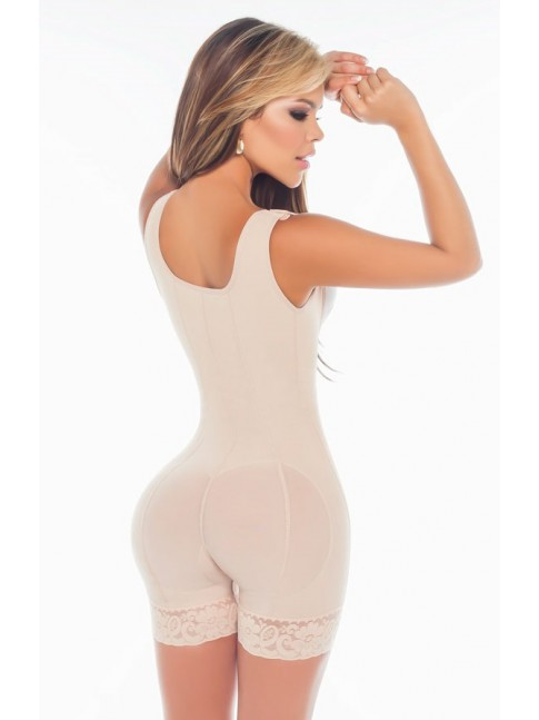SLEEVELESS GLUTEUS ENHANCER SHORT GIRDLE